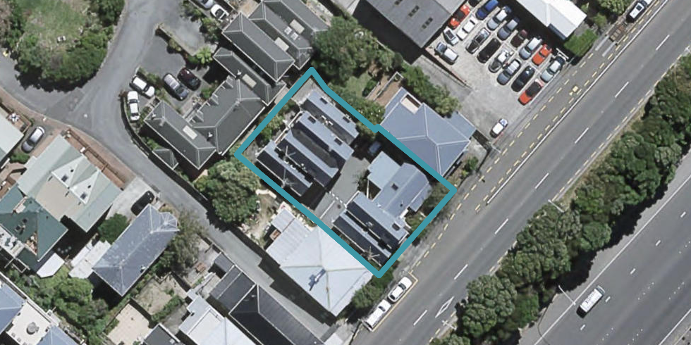 5/168 Tinakori Road, Thorndon, Wellington