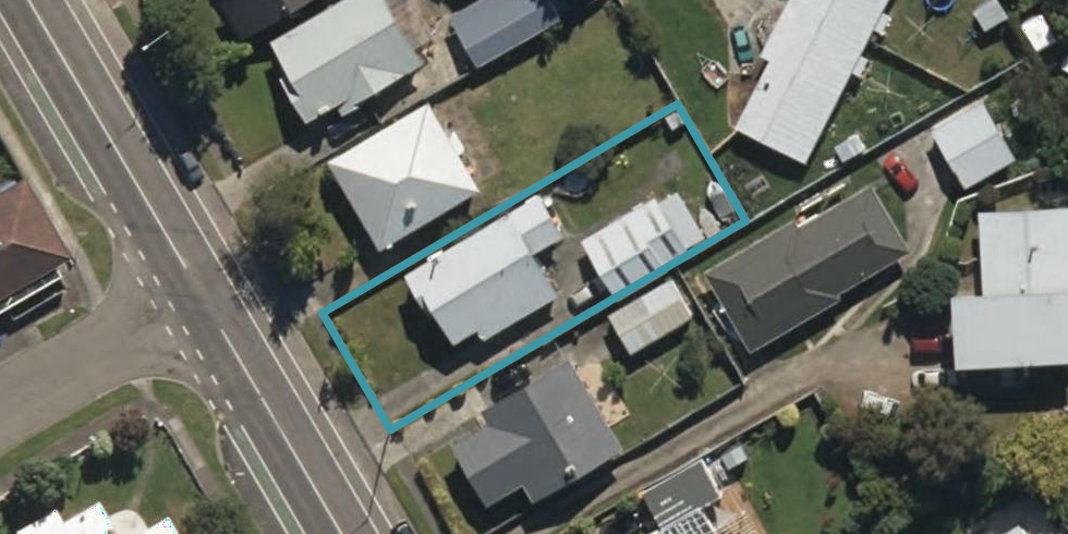 45 Wood Street, Takaro, Palmerston North