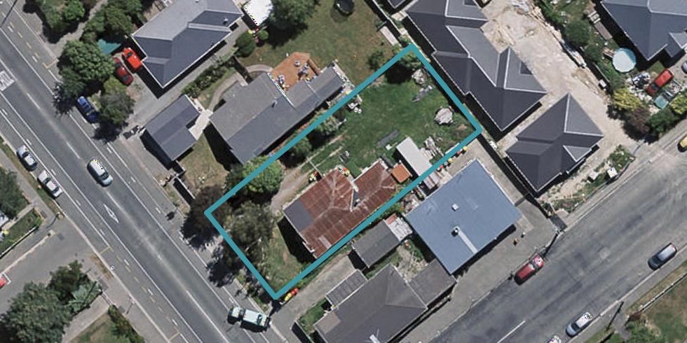 146 Lyttelton Street, Spreydon, Christchurch