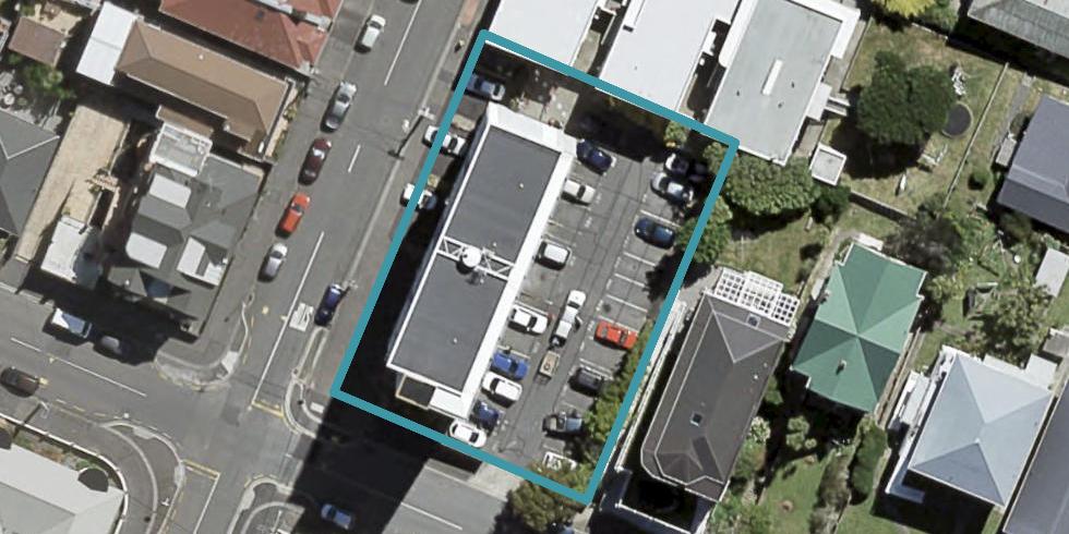 104/131 Brougham Street, Mount Victoria, Wellington