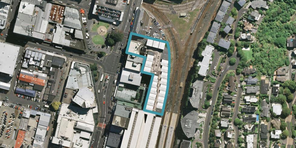 CARPARK 5B75/118 Broadway, Newmarket, Auckland