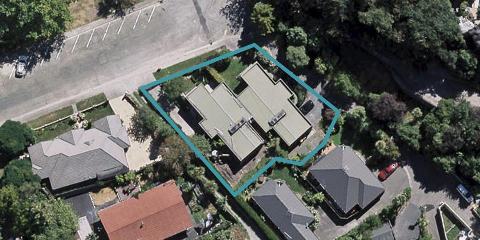 1/31 Crichton Terrace, Cashmere, Christchurch