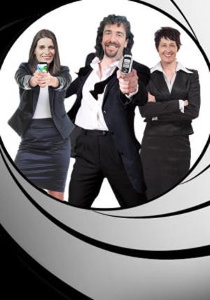 Ian Boswell, Jenny, Nicolette, Mark - Special Agents 003