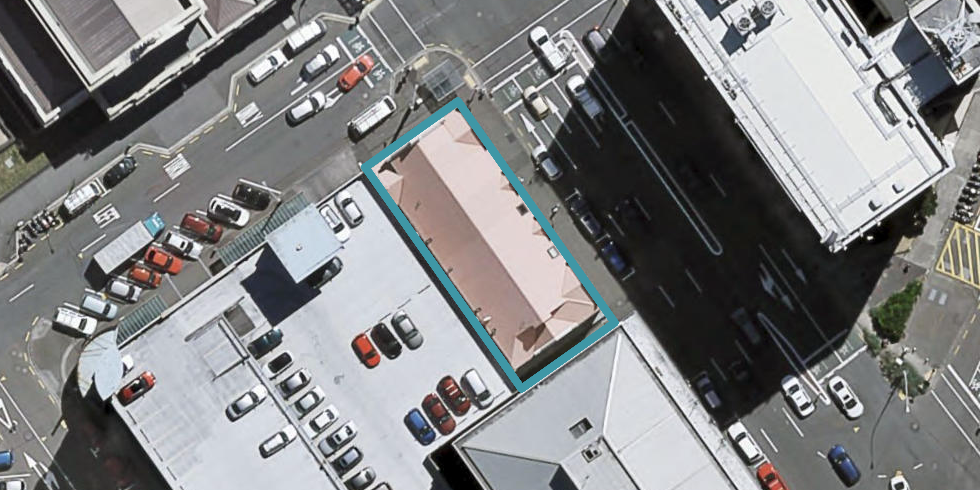 1B/7 Stout Street, Wellington Central, Wellington
