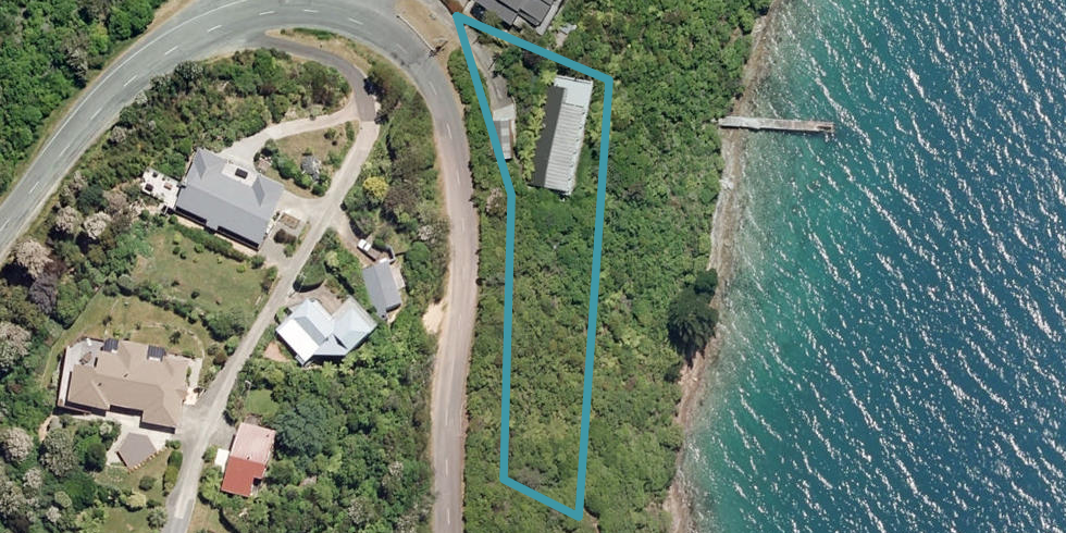 317 Port Underwood Road, Whatamango Bay