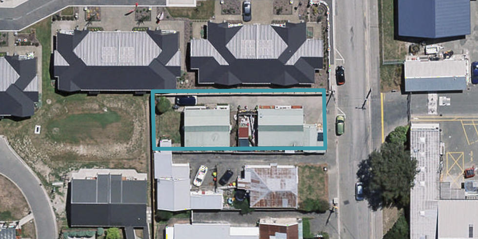 2/13 Johnson Street, Sydenham, Christchurch