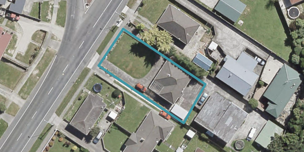401 Cambridge Terrace, Naenae, Lower Hutt