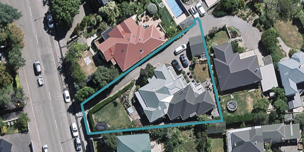 15 Hackthorne Road, Cashmere, Christchurch