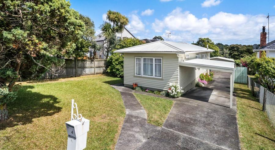 4 Linden Street, Mount Roskill, Auckland