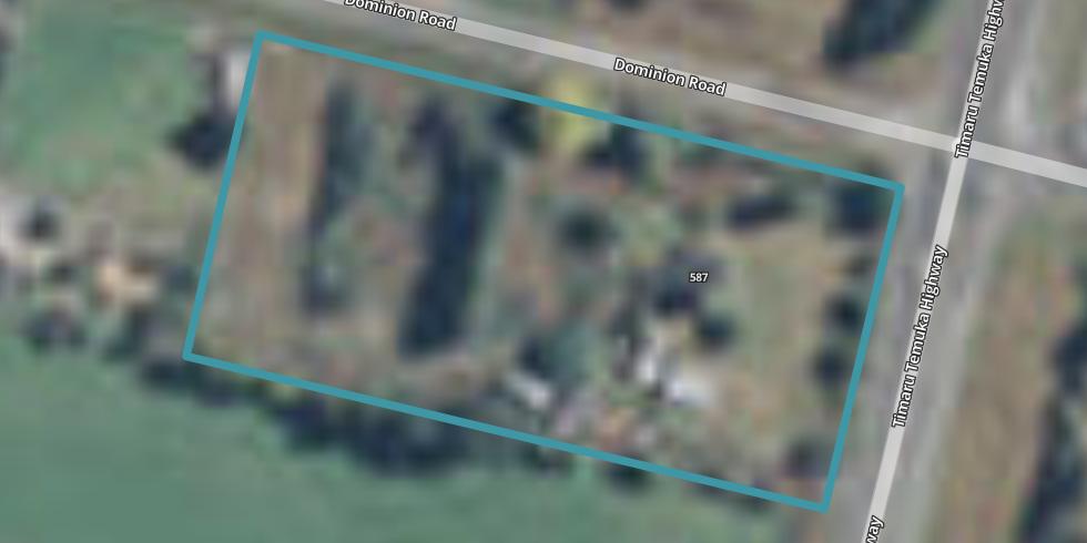 587 Timaru-Temuka Highway, Kerrytown