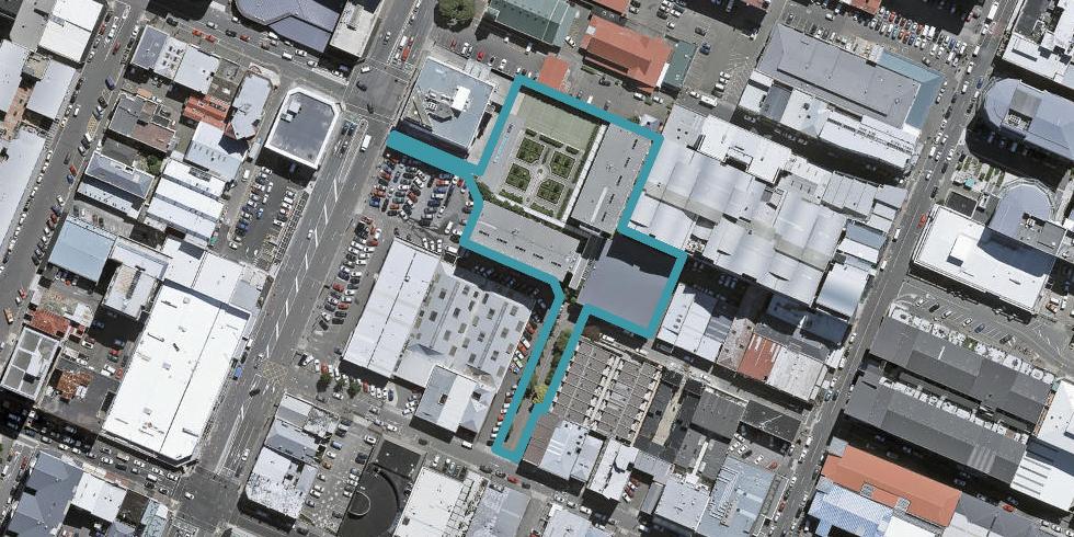 B33/10 Ebor Street, Te Aro, Wellington