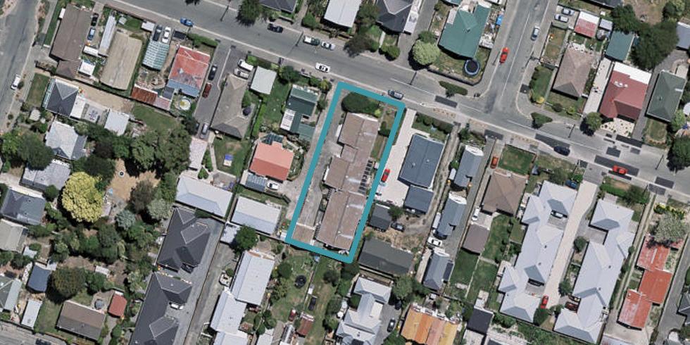 3/188 Hastings Street East, Waltham, Christchurch