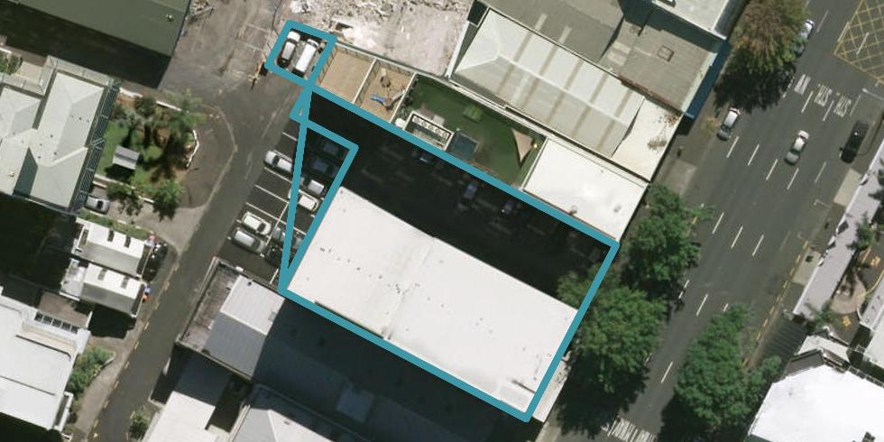 2C/189 Hobson Street, Auckland Central, Auckland