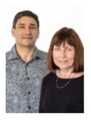 Chris Scott & Liz Griffin