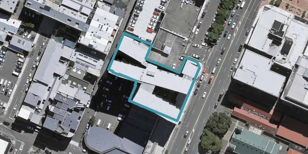 1215/74 Taranaki Street, Te Aro, Wellington