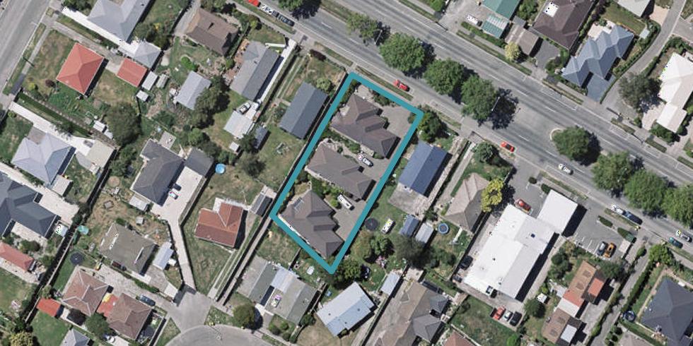 1/423 Harewood Road, Harewood, Christchurch