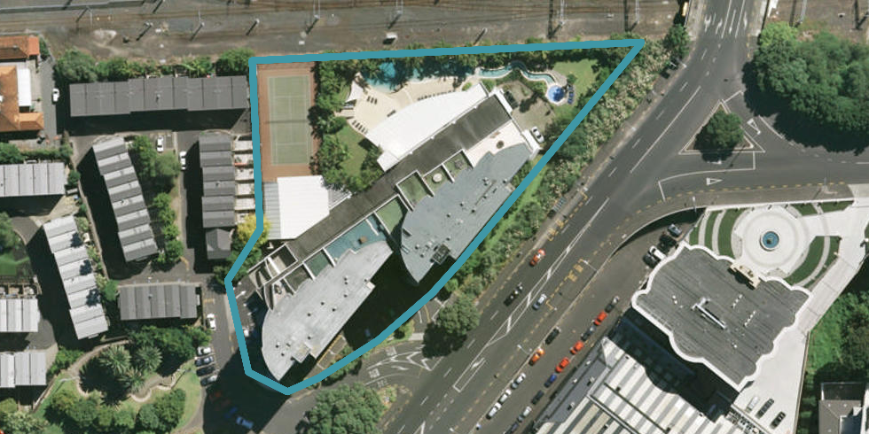 407/88 The Strand, Parnell, Auckland
