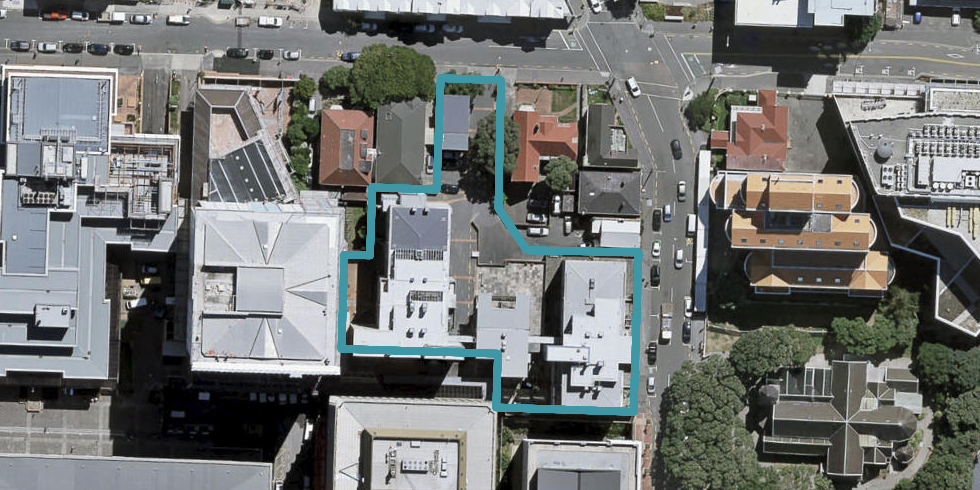 92/43 Mulgrave Street, Thorndon, Wellington