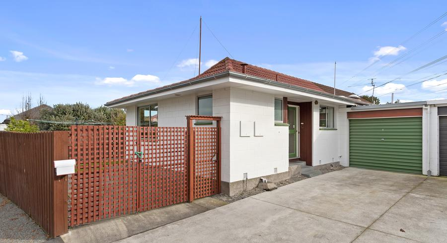 1/58 Epsom Road, Sockburn, Christchurch