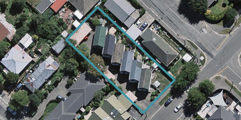 1/25 Rogers Street, Sydenham, Christchurch