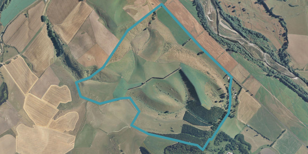 1377 Pareora River Road, Maungati