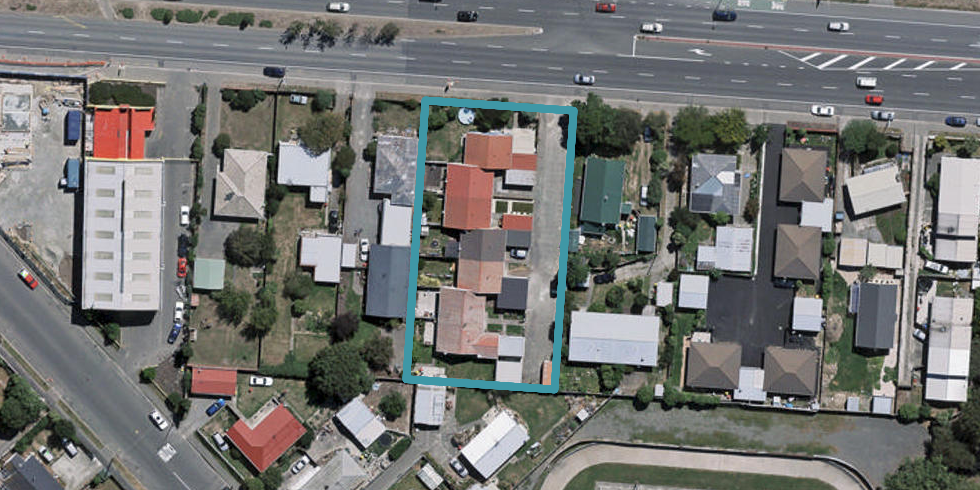 2/287 Main South Road, Hornby, Christchurch