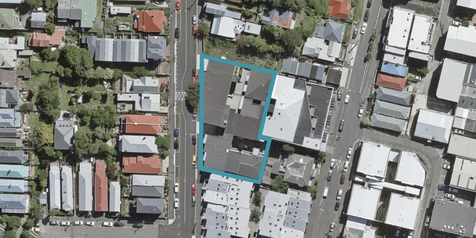 14/181 Tasman Street, Mount Cook, Wellington
