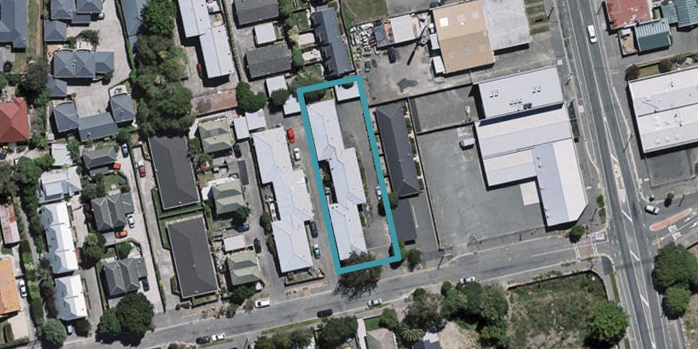 5/31 Draper Street, Richmond, Christchurch