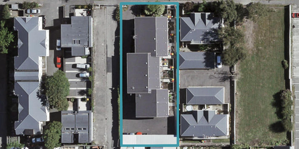 8/316 Hereford Street, Christchurch Central, Christchurch