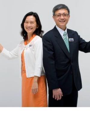 Queenie Ling & Kasey Wayne