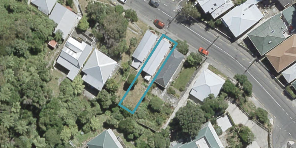 205 Aro Street, Aro Valley, Wellington