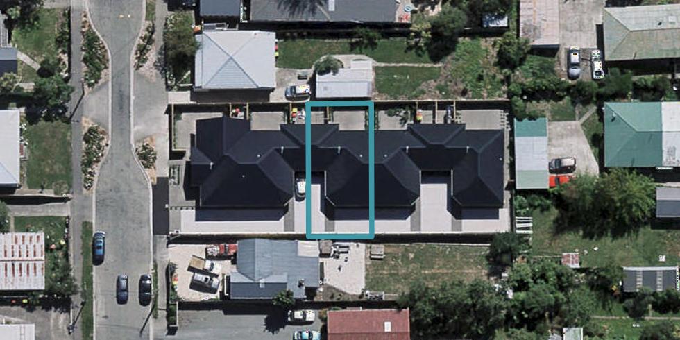 3/34 Percy Street, Phillipstown, Christchurch