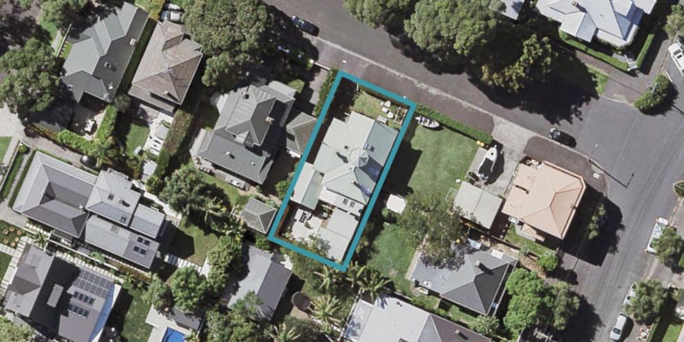 1 Oxford Terrace, Devonport, Auckland