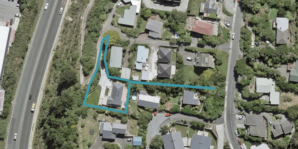 50 Sheridan Terrace, Johnsonville, Wellington