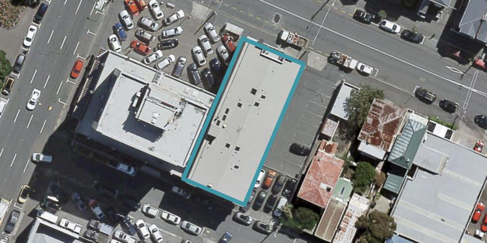 7/6 Elizabeth Street, Mount Victoria, Wellington