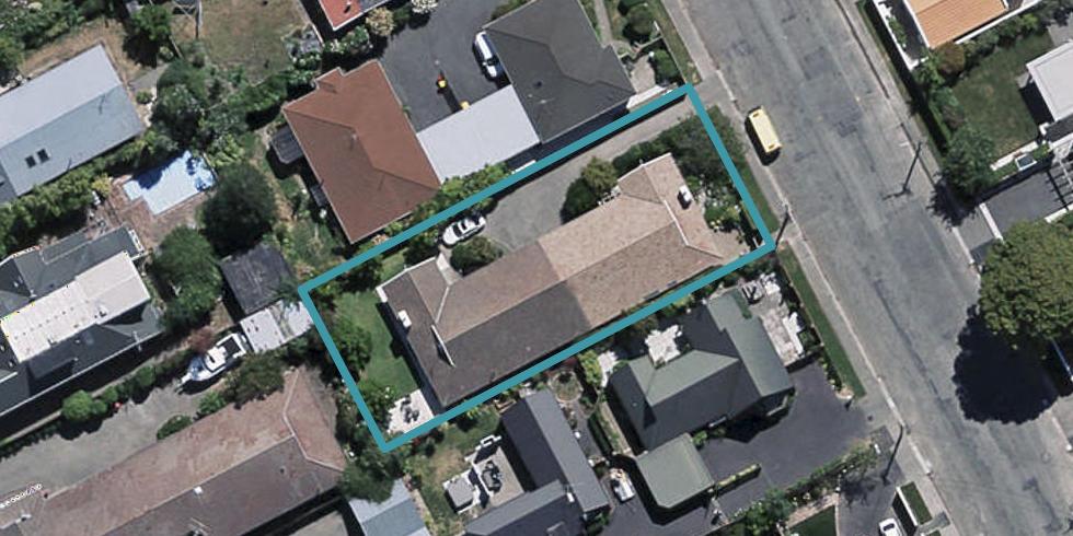 1/29 Repton Street, Merivale, Christchurch