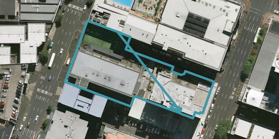 1110/47 Hobson Street, Auckland Central, Auckland