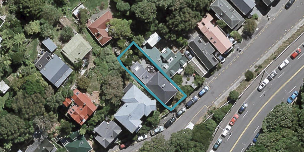 194 Sydney Street West, Thorndon, Wellington