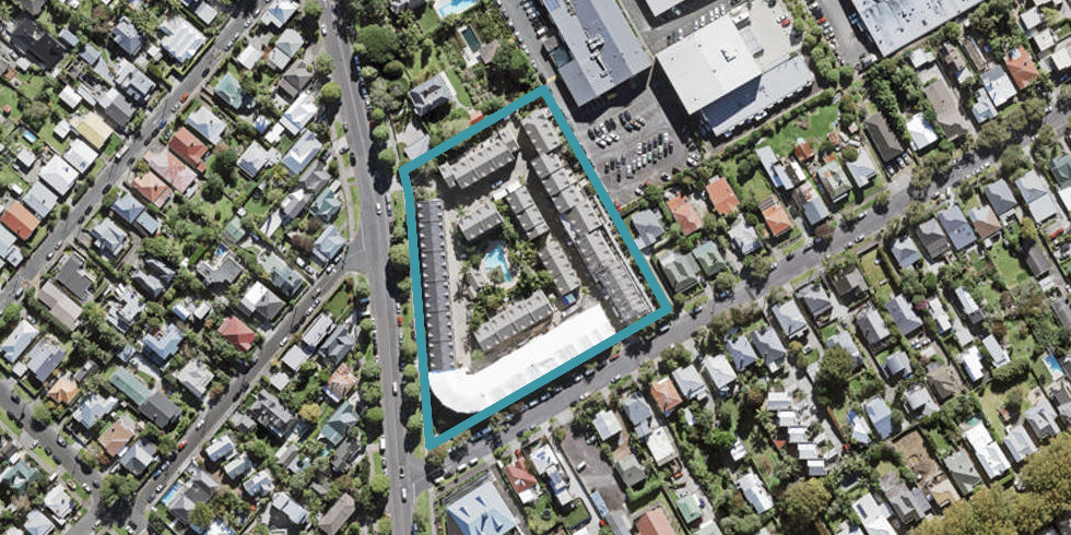 85/59 Sackville Street, Grey Lynn, Auckland