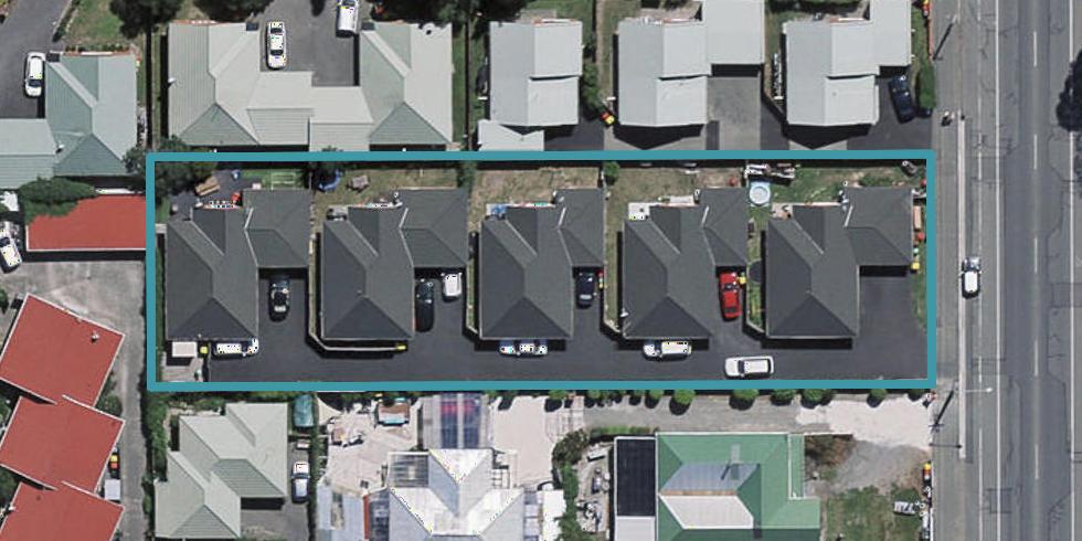 3/101 Antigua Street, Addington, Christchurch