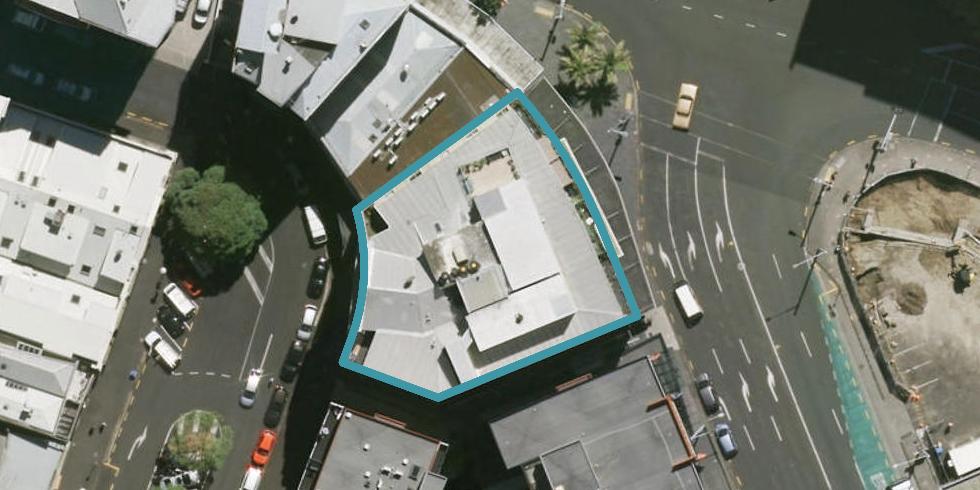 5B/22 Emily Place, Auckland Central, Auckland
