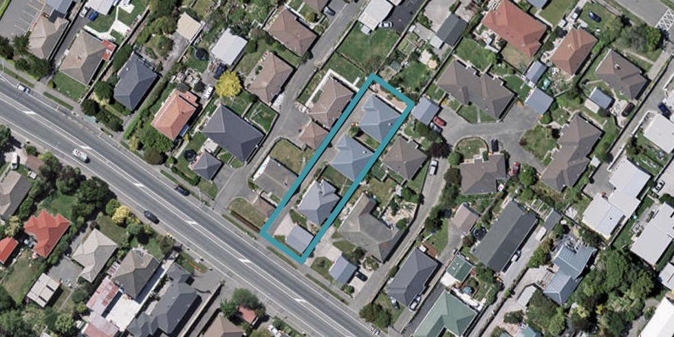 1/132 Harewood Road, Papanui, Christchurch