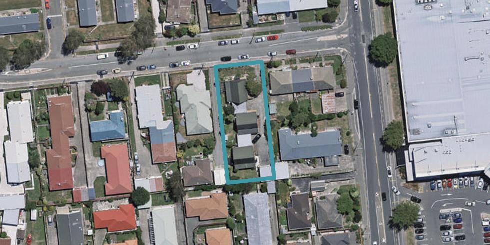 3/5 Bowen Street, Upper Riccarton, Christchurch