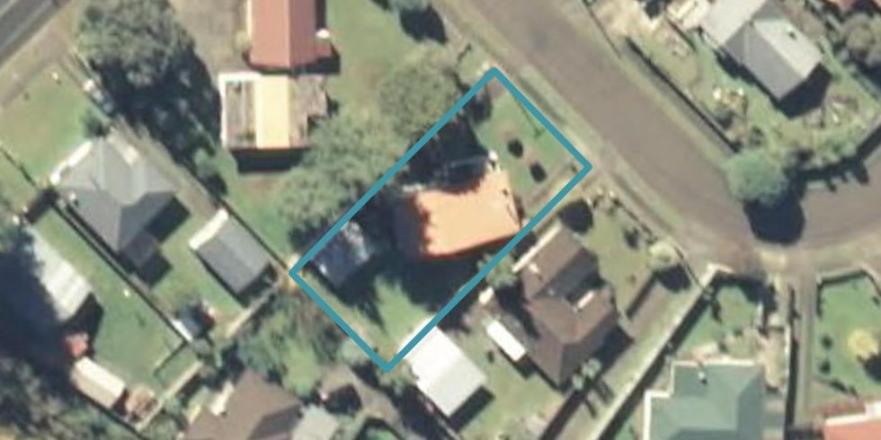 60 Ward Street, Kawerau