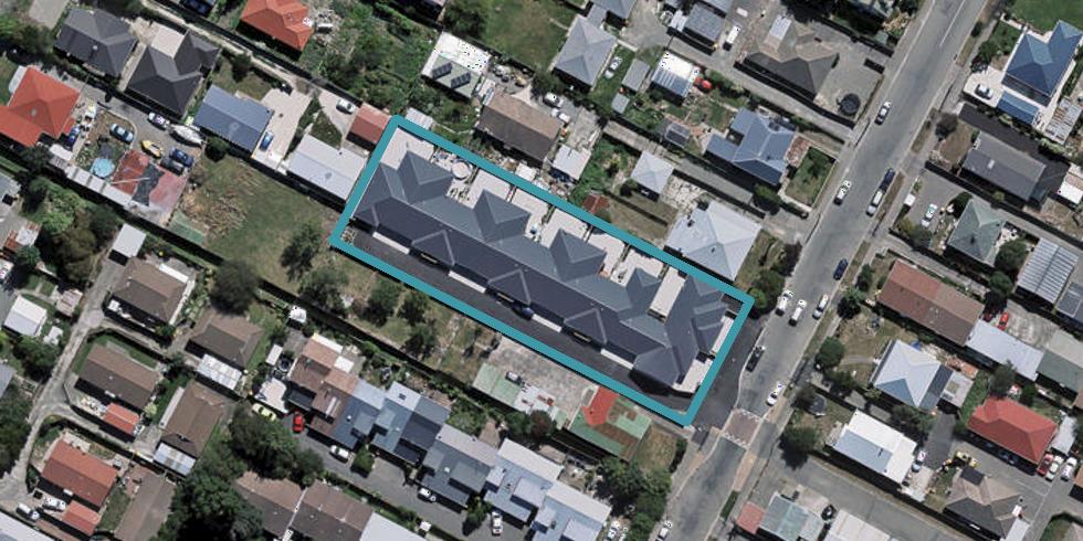 9/99 Bordesley Street, Phillipstown, Christchurch