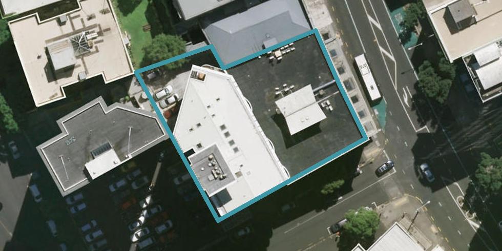 14A/4 Short Street, Auckland Central, Auckland