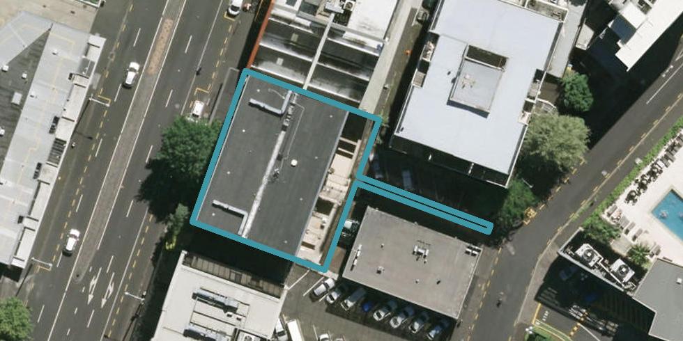 7D/508 Queen Street, Auckland Central, Auckland