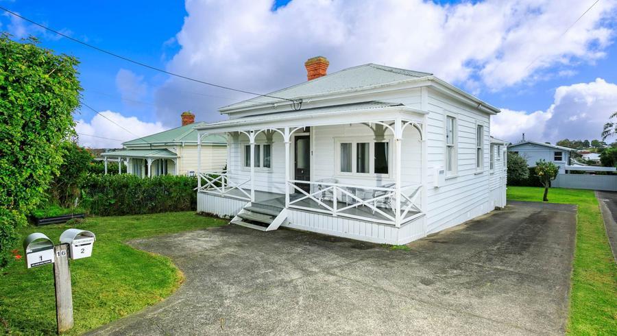 16 Kawerau Avenue, Devonport, Auckland