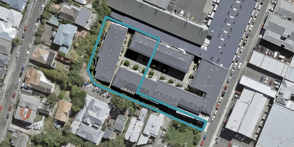 S202/28 Torrens Terrace, Mount Cook, Wellington