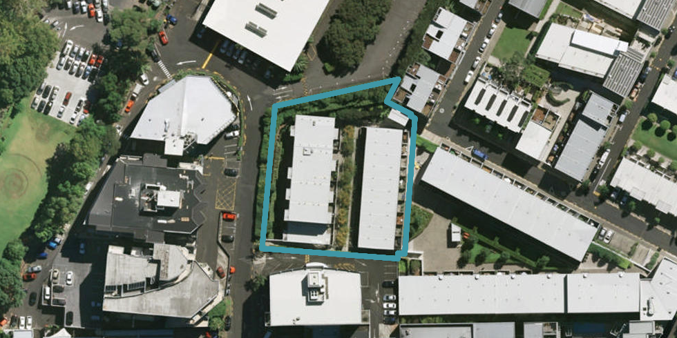 CARPARK 312/20 Fisher-Point Drive, Freemans Bay, Auckland
